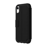 Griffin Survivor Strong Wallet Case for Apple iPhone XR - Black - GIP-019-BLK