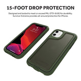 Griffin Survivor Extreme Case for Apple iPhone 11 Pro - 2 Colours - GIP-029