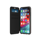 Griffin Survivor Clear Wallet for Apple iPhone 11 Pro - Clear/Black - GIP-037-CLB