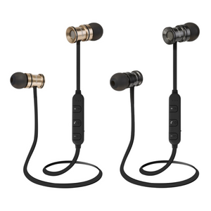 Groov-e Boom Buds Wireless Bluetooth Metal Earphones - GVBT600
