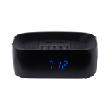 Groov-e Bluetooth Speaker with Alarm Clock Radio & USB Ports - GVSP407