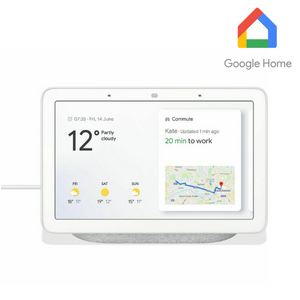 "Google Home Hub 7"" Smart Compact Display 
