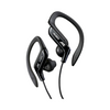 JVC Adjustable Ear Clip Sweat Resistant In-Ear Sports Headphones - HAEB75