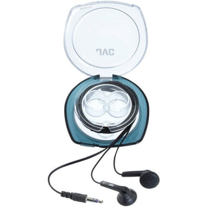 JVC Stereo Headphones with Carry Case - HAF10C