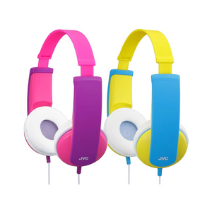 JVC Tiny Phones Kids Stereo Headphones - 2 Colours - HAKD5