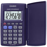 Casio Pocket Calculator with Euro Conversion - HL820VER