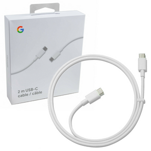 Google Pixel Type C USB-C to USB-C USB Data Cable Charge & Sync Cable (2m) - GA00735