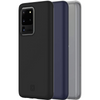 Incipio DualPro Case Cover for Samsung Galaxy S20, S20+, S20 Ultra - Black, Blue & Clear