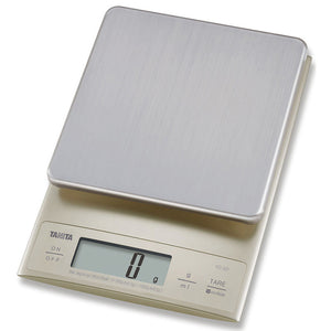 Tanita Digital Kitchen Scale (Max 3kg) - Silver - KD321SV