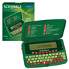 Lexibook Deluxe Electronic Scrabble Dictionary for Kids Board Game Player - SCF-328AEN