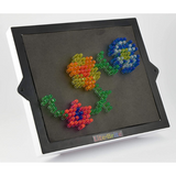 Lite Brite Ultimate Classic Light Vintage Art Toy Craft Board by Basic Fun! | Suitable for Ages 4+ - Multicolour - 02215