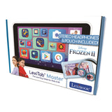 "Lexibook LexiTab Master 7"" Kids Tablet with Disney Frozen Case & Headphones –  MFC149ENY"