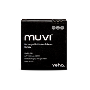 Veho Muvi KX-Series Hands-Free Camera Spare Battery - VCC-A052-KXSB
