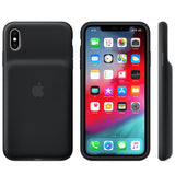 Apple Smart Battery Case for Apple iPhone XS Max - Black - MRXQ2ZM/A