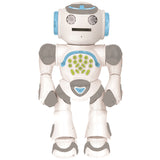 Lexibook Powerman Max Remote Control Walking Talking Toy Robot | Dances, Sings, Reads - ROB80EN