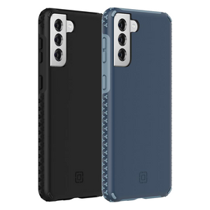 Incipio Grip Military Standard Case for Galaxy S21, S21+ & S21 Ultra - Black or Midnight Blue