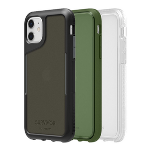 Griffin Survivor Strong Case for Apple iPhone 11 - 3 Colours - GIP-025