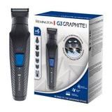 Remington G3 Graphite Series Cordless Multi Grooming Kit – Graphite Black – PG3000