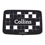Lexibook Collins Bradford's Electronic Pocket Crossword Solver - Black - CR753EN