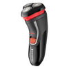 Remington R4 Series Style Rotary Cordless Shaver – Black/Red – R4001