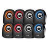 Genius Mini USB Stereo Speakers for Laptop & PC - 4 Colours - SP-Q160