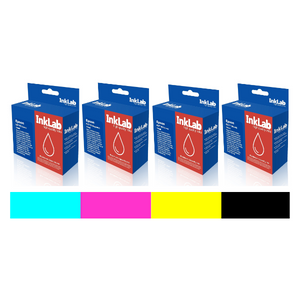 InkLab 711/712/713/714 Epson Compatible Replacement Ink [14ml] – Cyan, Magenta, Yellow or Black