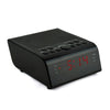 Lloytron Sunrise PLL Alarm Clock Radio – Black/Red – J2007BK