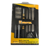 Sprotek Mobile Screen Repair Tool Kit | 18 Piece Screwdriver Set | Prying Tool | Suction Cups | SIM Card Ejection Tool - STE-3050