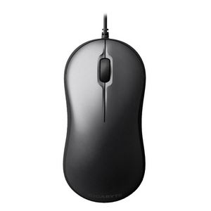 Gigabyte M5050 USB Curvy Optical Mouse – Black