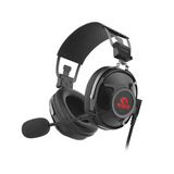 Marvo Scorpion PRO Gaming 7.1 Virtual Surround Sound LED Gaming Headset – Black/Red – HG9053