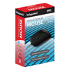 Infapower Wired Optical Mouse – Black – X202