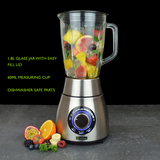 Health Kick 1200w Ice Crushing Smoothie Blender – K3251