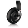 Philips Hi-Fi Over-Ear Headphones with 400 mm Drivers & Foam Floating Cushions - Black - SHP6000/10