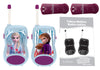 Lexibook Frozen 2 II Twin Pack Kids Walkie Talkies 100m Range - TW12FZ