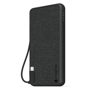 Mophie 6K PowerStation Plus Charger | Portable | Universal - Black - 401101511