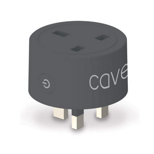 Veho Cave Wireless Smart Plug | Smart Home | 3 Pin for UK/EIRE/HK - VHS-008-SP