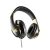 Veho No Proof No Glory Super Soft Adjustable Stereo Headphones - Black - VEP-020-NPNG