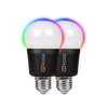 Veho Kasa Bluetooth Smart LED Light Bulb | Twin Pack - VKB-006-E27TP