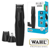 Wahl GroomEase Rechargeable Multigroomer | 8 Trimming Lengths - Black - 9685-417