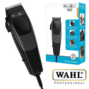 Wahl GroomEase Sure Cut Hair Clipper - Black - 79449-417
