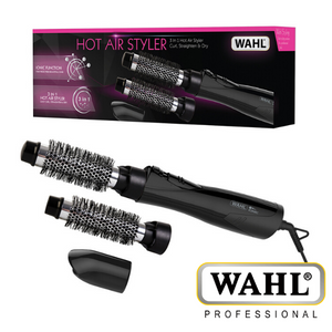 Wahl 3-in-1 Hot Air Styler Ceramic Beauty Tool Wand - ZX936
