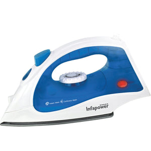 Infapower Dry Steam Iron | 1400W - Blue - X601