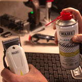 Wahl Blade Ice Spray for Blade Maintenance on Clippers & Trimmers (400ml) - ZX954
