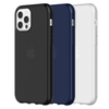 Griffin Survivor Clear Protective Case for iPhone 12 Mini, 12, 12 Pro & 12 Pro Max - Black, Navy Blue & Clear