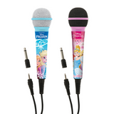 Lexibook Disney Dynamic Kids Microphone - Disney Princess or Frozen - MIC100