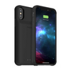 Mophie Juice Pack Access Charging Case for Apple iPhone X/XS - Black - 401002831