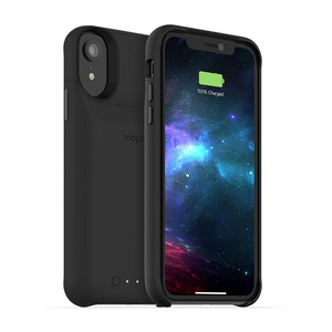 Mophie Juice Pack Access Charging Case for Apple iPhone XR - Black - 401002824