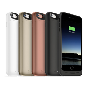 Mophie Juice Pack Charging Case for Apple iPhone 6s Plus/6 Plus - 4 Colours