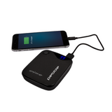 Veho Pebble Explorer Pro 8,400mAh Power Bank | Dual USB Smartphone and Tablet Charger - VPP-006-MAP