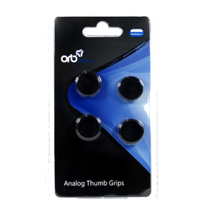 ORB Controller Thumb Grips 4-Pack for Playstation 3 & 4 | PS3 PS4 - 020813